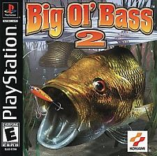 Fishermans Bait - Big Ol Bass 2 - PS1 - ISOs Download