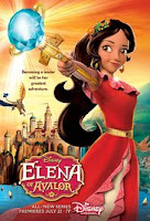 Elena of Avalor (2016) Poster