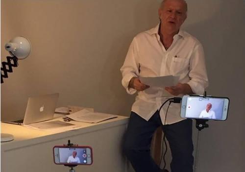 Carlos Valverde prepara documental de 'respuesta' al video 'Cártel de la Mentira'