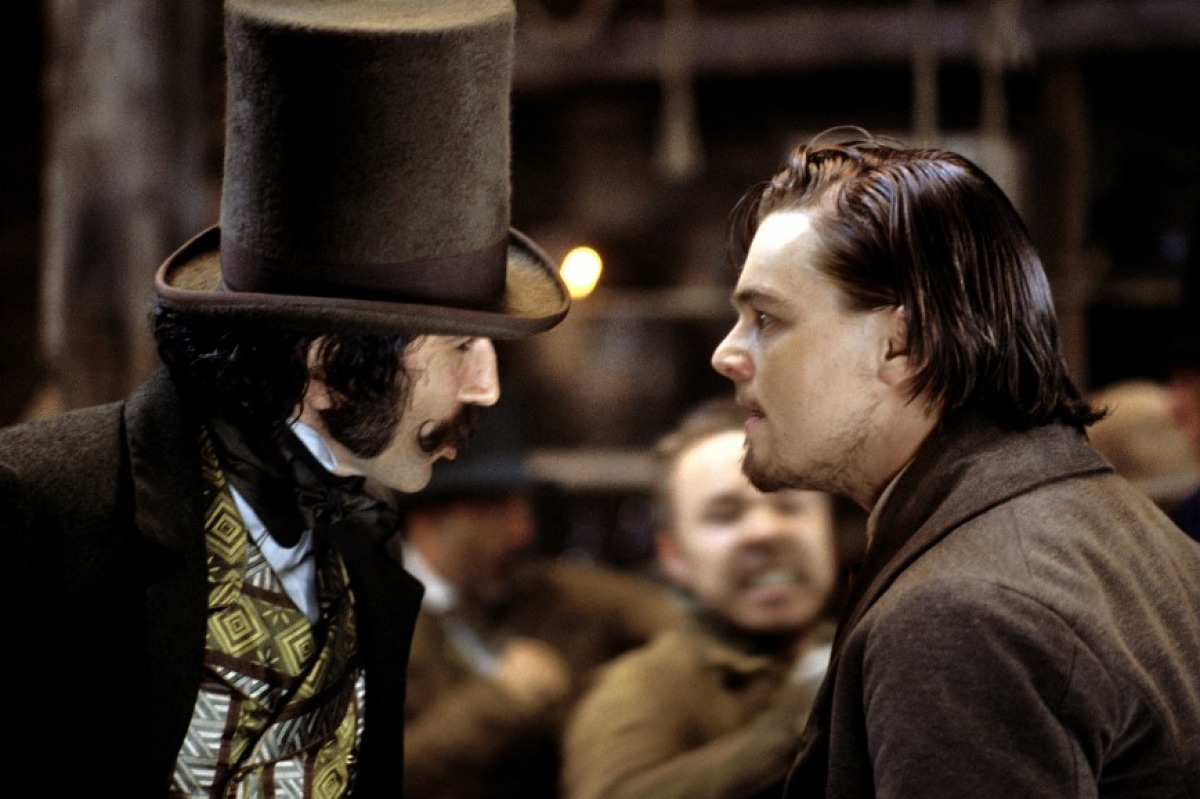 The Movie Man Gangs Of New York 2002