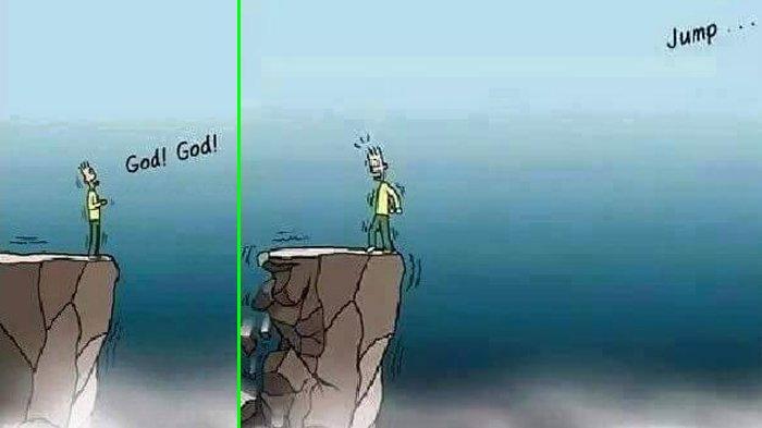 Seberapa Penting Tuhan dalam Hidupmu 27