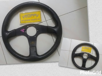 STERENG PERSONAL WITHOUT HORN BUTTON RM180 INCLUDE POSTAGE
