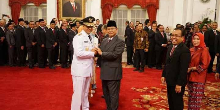 Tolak Reklamasi, Pesan Prabowo ke Anies-Sandi Janji adalah Utang