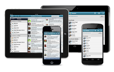 Hootsuite B2B app For business