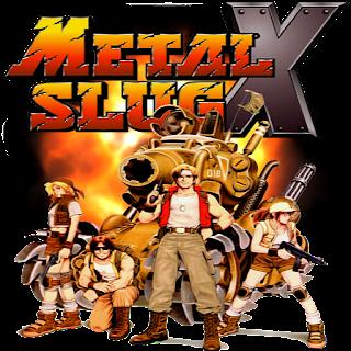 Download Game Metal Slug All Version Gratis || For PC