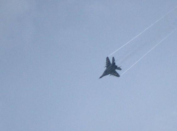 Сирийские ополченцы сбили самолет РФ