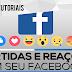 Como ganhar curtidas de reações no facebook ! (atualizado) Amei, Haha, Uau etc