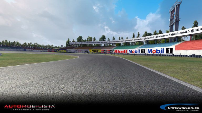Automobilista Legendary Track Part 3 Hockenheim Game Review