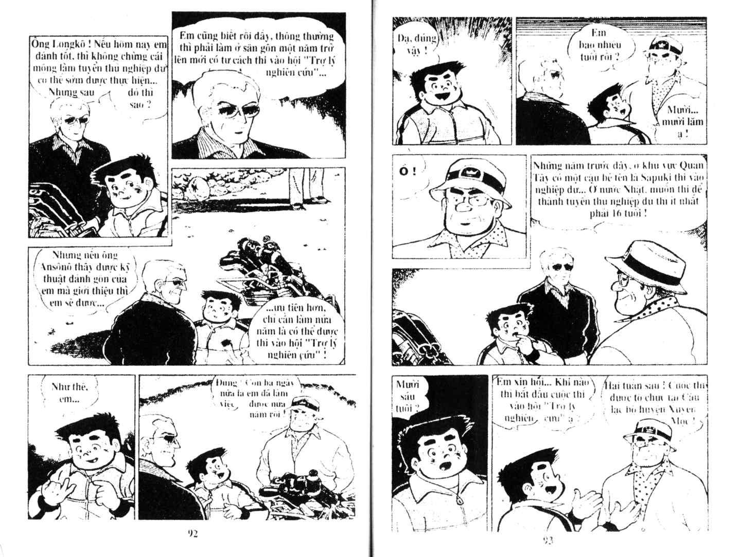 Ashita Tenki ni Naare chapter 10 trang 45