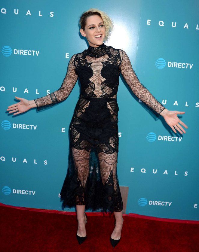 Kristen Stewart – 'Equals' Premiere in Los Angeles