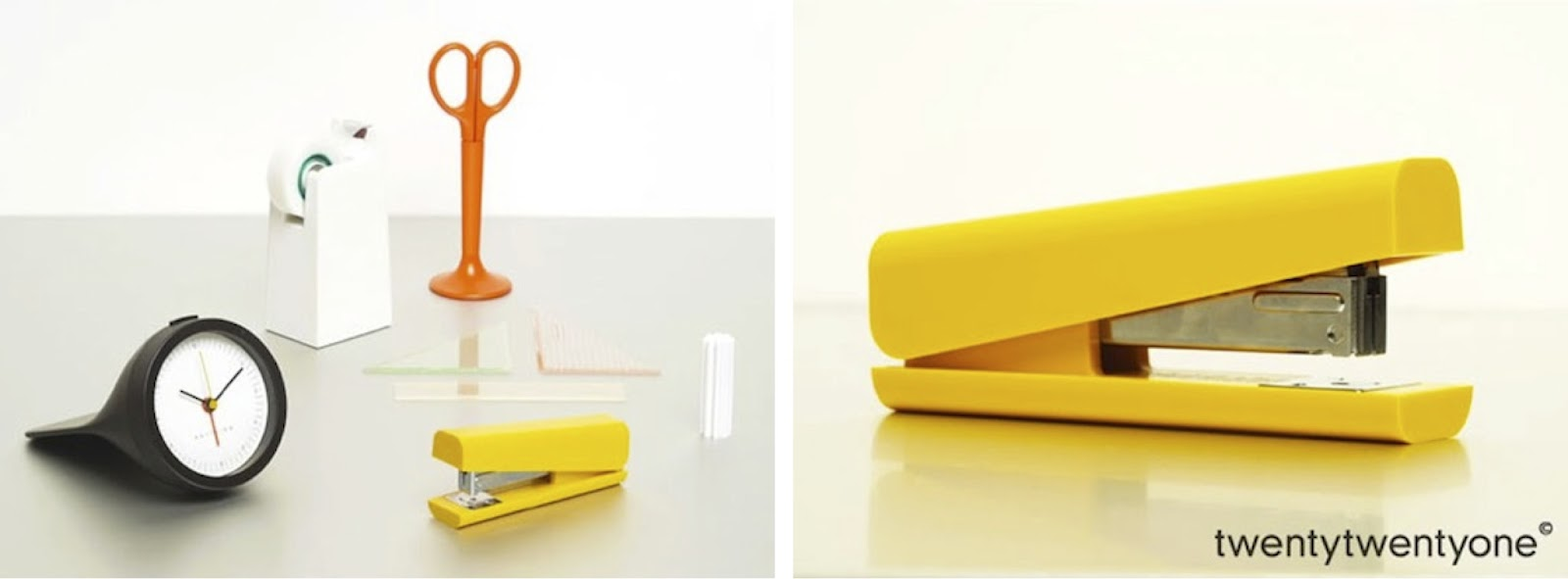 {BLACK. WHITE. YELLOW.}: Cool Office Supplies