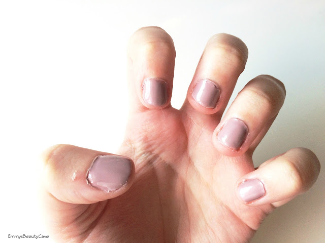 Nude Gel Nails