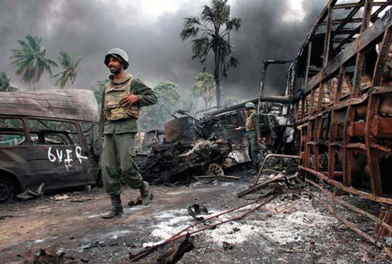 BM Raporu ve Sri Lanka