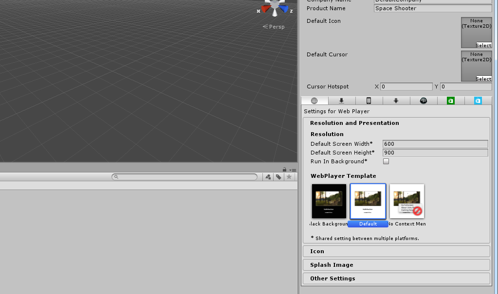 Unity- Setting up project, Mesh Collider and Spaceship engine