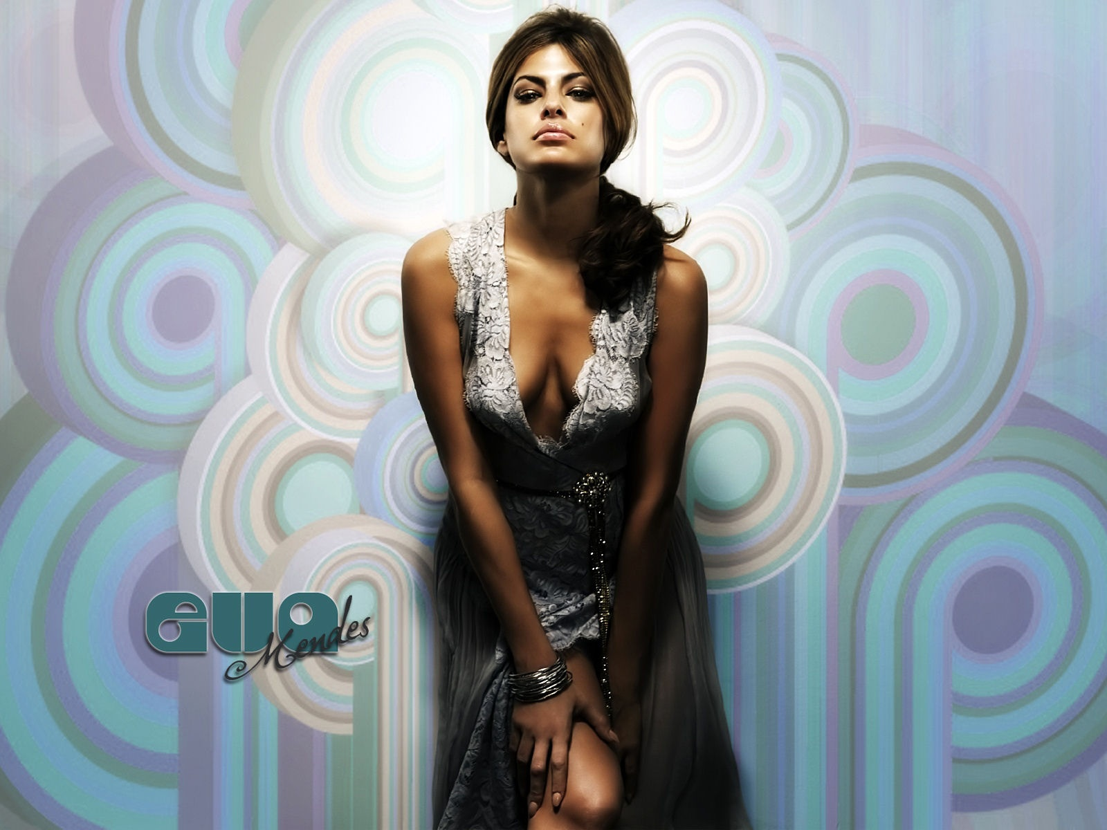 Eva Mendes - Best Hot And Sexy Wallpaper-7539