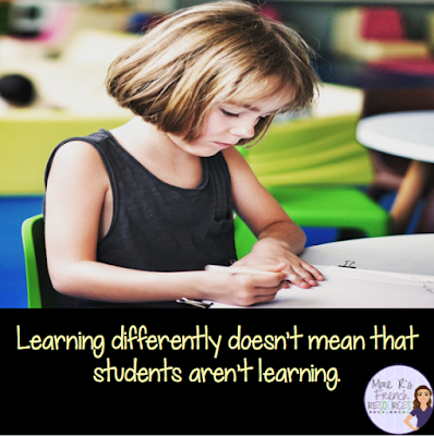 ADHD student learners