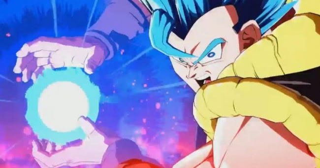 Dragon Ball FighterZ Will Be Adding SSGSS Gogeta And DLC Character Free Trials