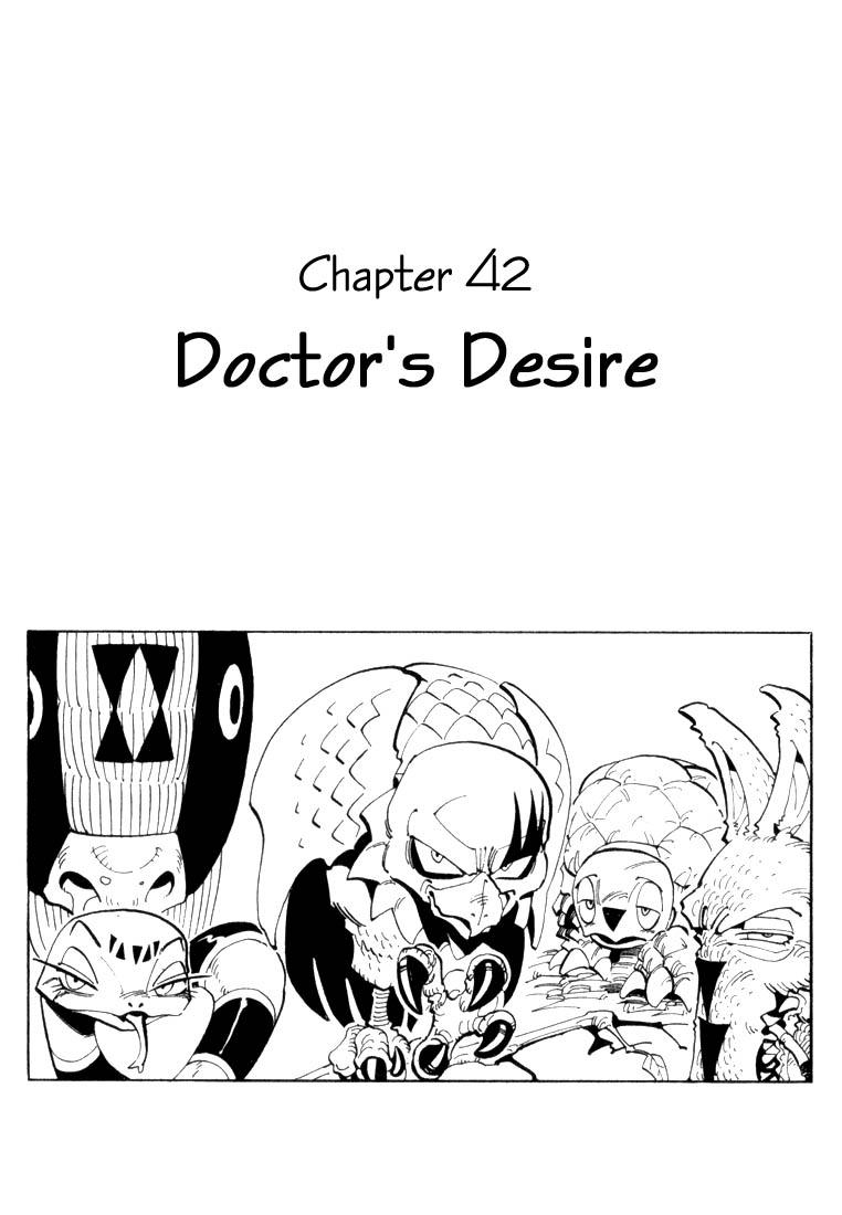 Shaman King [Vua pháp thuật] chap 42 trang 4