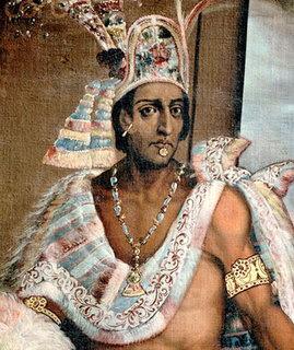 La Quinta Pata: Moctezuma Xocoyotzin: Hueytlatoani de Tenochtitlán