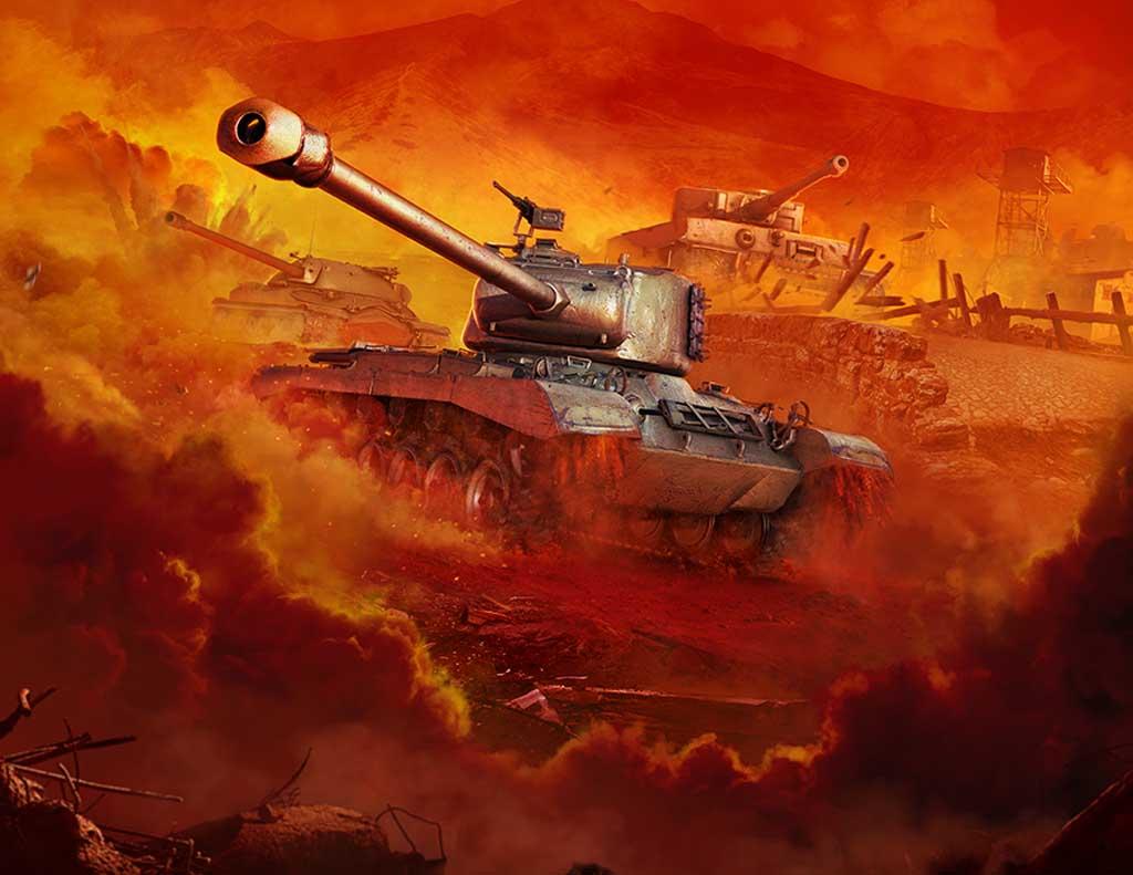 World of Tanks Console ~ DAVID J  COFFEY