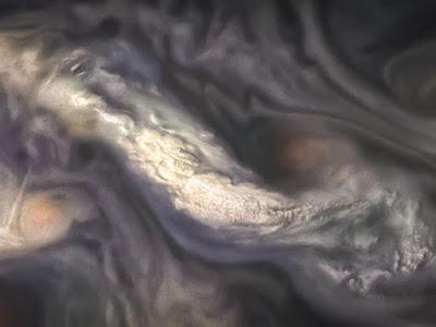 Awan Warna-Warni Jupiter Hanya Ada di Kulit Luar Saja