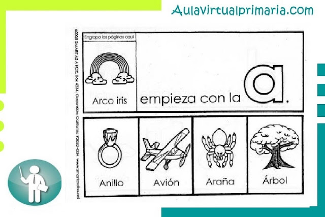 recurso, educativo, material, preescolar, primaria