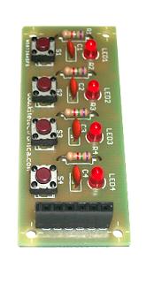 Modulo de teclado simple kit electrónica..
