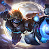 Ezreal Wallpaper: PULSEFIRE EZREAL - Splash Art