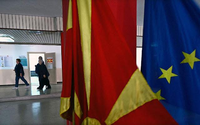 Φραγκούλης Φράγκος: Το δημοψήφισμα στην ΠΓΔΜ