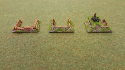 Ade's, Gun emplacements picture 1
