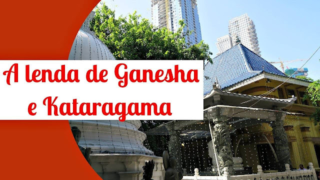 Templo Budista Gangaramaya, Colombo, Sri Lanka