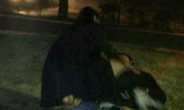 Wanita 'Perkosa' Lelaki Mabuk Di Tepi Jalan Jadi Viral