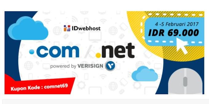 [Daily Dismo] Patah Hati Karena Promo Domain