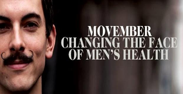ულვაშიანი ნოემბერი ( ულვაშბერი) Movember - Got Me a Beard