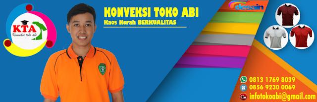 Konveksi Kaos Kerah Murah di Daerah Tangerang