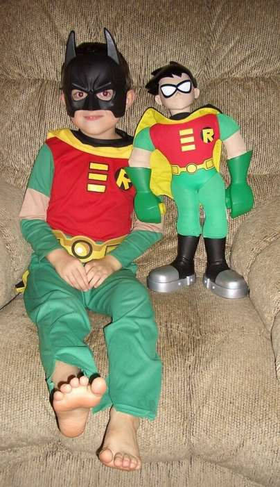 Babies in costumes: 15