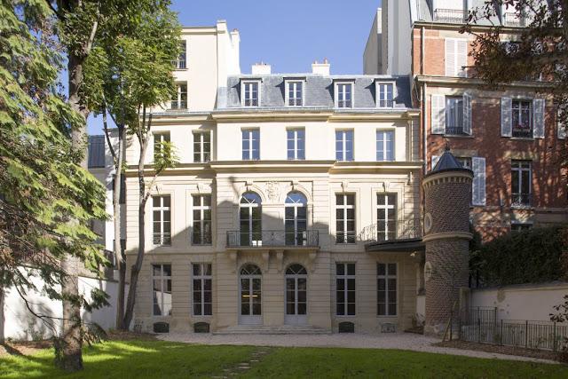La sede del Grand Musée du Parfum