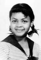 Photo: Brown v the Board of Education: Linda Brown