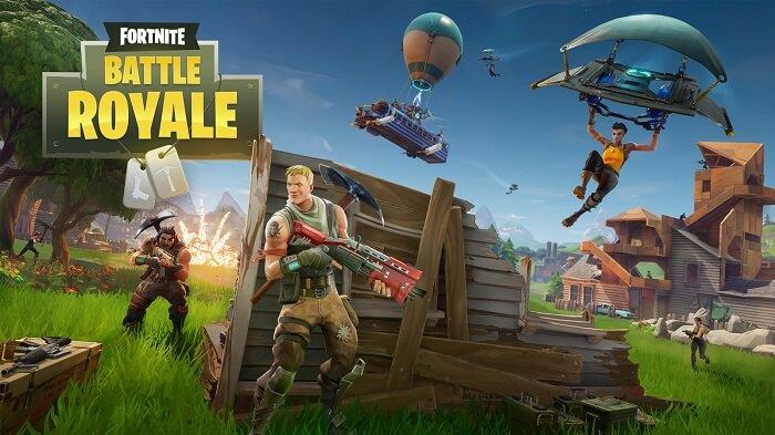 Spesifikasi Game: Fortnite Battle Royale PC