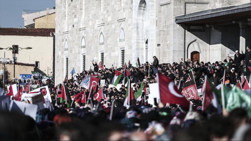 الجهوية 24 - الأتراك ينتفضون من أجل القدس