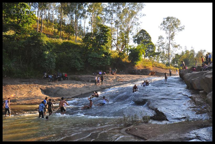 Treks and travels araku valley - Araku valley resorts with swimming pool ...