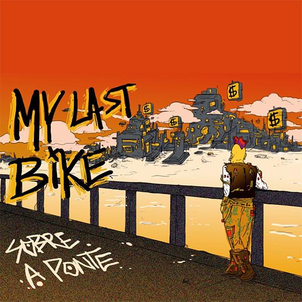 """My Last Bike stream new song """"Sobre A Ponte"""""""
