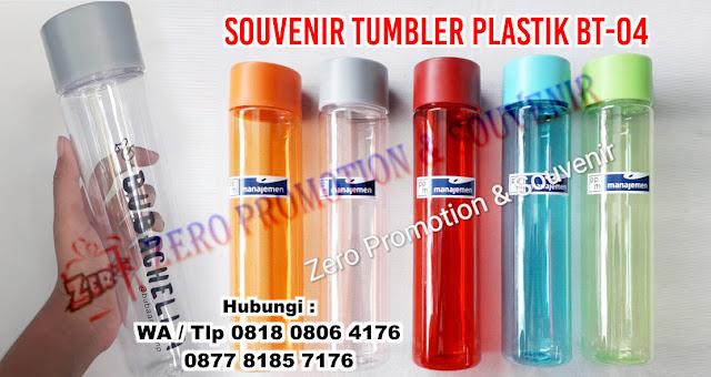 souvenir tumbler plastik, mug, vacuum flask (termos), tumbler stainless, maupun botol minum insertpaper
