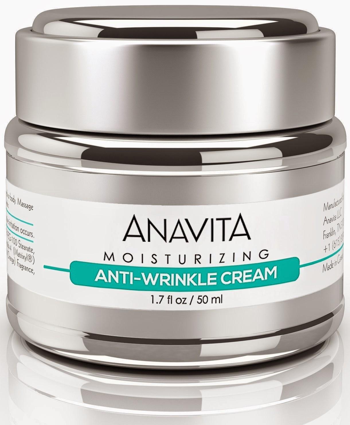 Botox and Derma Fillers Anavita Cream