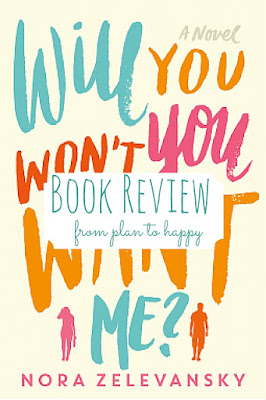 Will You Won't You Want Me? is a humorous, beautifully written novel about a young woman entering a new phase of life.