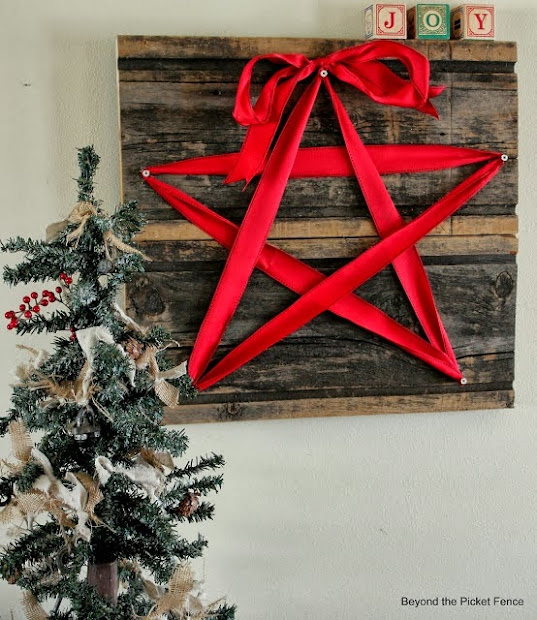 Home Made Modern Craft Of The Week 2 Rustic Christmas Stars
