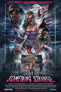 Watch Night of Something Strange (2016) movie free online