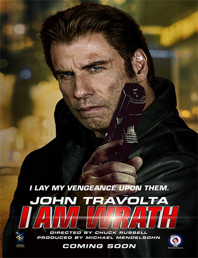 Ver I Am Wrath (2016) Online