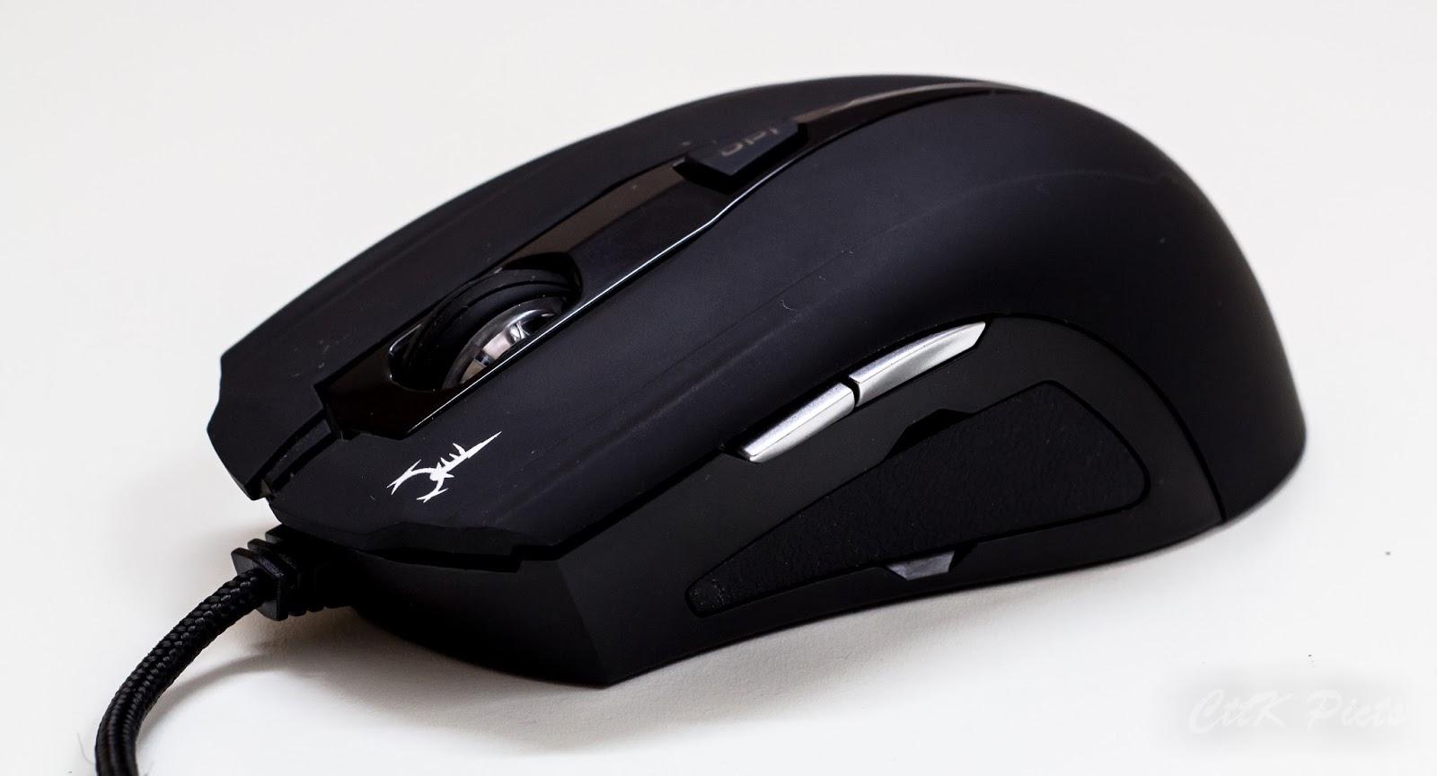 Gamdias Hades Extension Optical Gaming Mouse 64