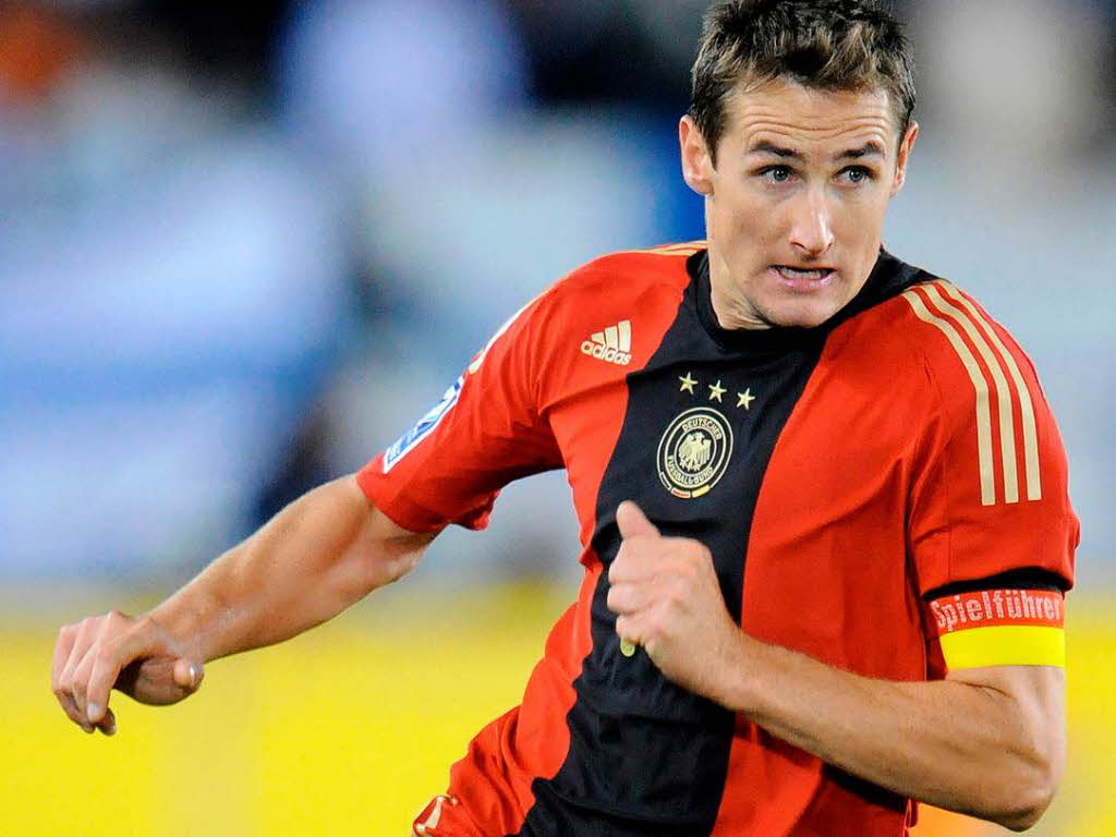 It's the age when you are able to receive your full retirement benefits from social security. Top Football Players: Miroslav Klose Profile and Pictures